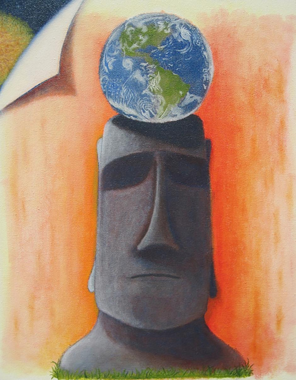 Inward Reflection/Outward Perception